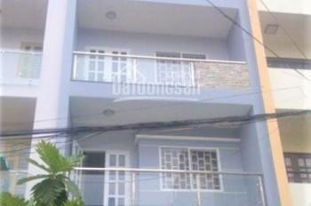Cho thuê nhà 3 lầu mới MT đường Bàu Cát 1, P.14, Tân Bình. DTSD: 288m2(Giá 28tr/th)