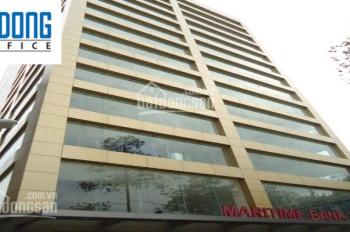 Cho thuê văn phòng toà nhà TNR Nguyễn Công Trứ, Quận 1 - DT: 130m2 - Giá: 102,8 tr/th - 0938921277
