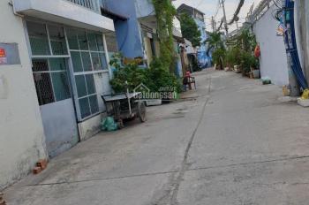 Cho thuê nhà nguyên căn hẻm 116 Huỳnh Tấn Phát, 1 lầu