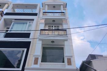 Bán nhà 1 trệt 1 lửng 2 lầu 65m2 đường số 12 khu dân cư Hưng Phú ngay sau Coop Mart Bình Triệu, SHR