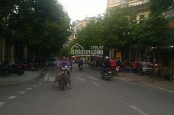 Bán gấp nhà mặt phố Nguyên Hồng, Huỳnh Thúc Kháng, La Thành, Ba Đình DT 100 m2, giá 18 tỷ