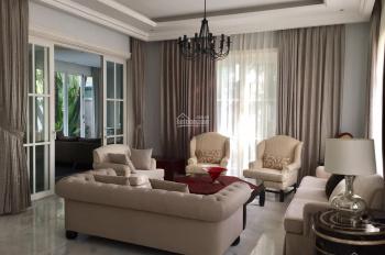 Cần cho thuê biệt thự đơn lập khu compound vip Phú Gia PMH, Quận 7. LH: 0907894503