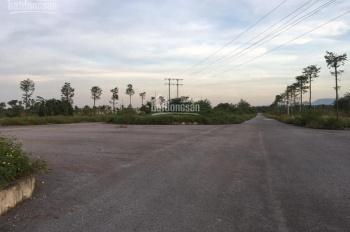 Bán 200m2 đất mặt đường đôi tái định cư đại học Quốc Gia Hà Nội - Thạch Hòa - Thạch Thất - Hà Nội