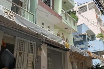 Cho thuê nguyên căn nhà hẻm Nguyễn Tiểu La, Q10