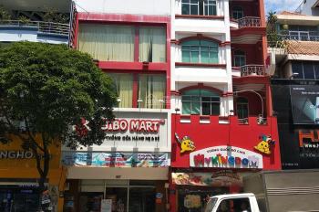 Chính chủ bán gấp tòa nhà góc 2 mặt tiền Trần Quang Diệu Lê Văn Sỹ, phường 14, Quận 3