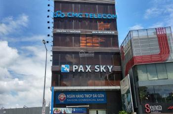 Chính chủ bán gấp tòa nhà góc 2 mặt tiền Trần Quang Diệu, phường 14, Quận 3, giá chỉ 39.9 tỷ