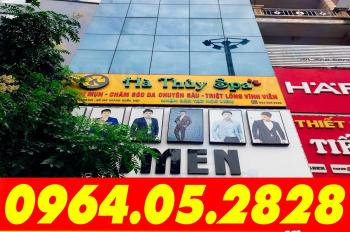 Cho thuê MBKD tầng 1 DT 36m2 MT 5.5m tại Hoàng Quốc Việt, Vị trí đẹp, giá tốt, LH 0964.05.2828