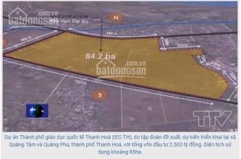 Bán đất mặt bằng 8179 Quảng Tâm, Quảng Phú - Sinh Lời Cao - Giá rẻ hơn giá đấu - Liên hệ 0947650593