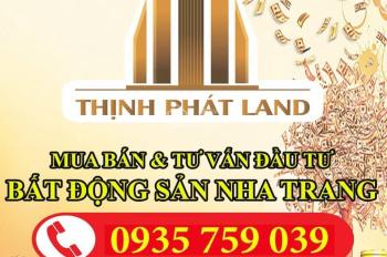 Chính  chủ kẹt tiền bán đất  2 mặt tiền  Vạn Ninh Dt 100m2 ngang 7m giá 2.2 tỷ LH 0935759039 Tâm