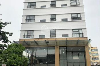 Bán nhà mặt tiền Trần Quang Diệu, DT: 10m x 19m, XD: 6 lầu mới