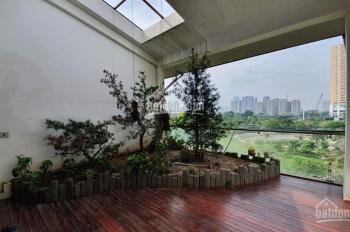 Bán nhà LK Mỗ Lao, view hồ, 70m2*6 tầng, NT nhập khẩu và gỗ Đinh Hương, giá 12 tỷ có TL