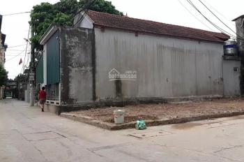 Bán 70m2 đất thổ cư mặt đường chính kinh doanh tốt thôn Quyết Tiến, Vân Côn, Hoài Đức, Hà Nội