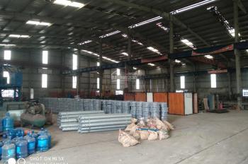 Cho thuê kho xưởng các khu vực Nội Thành Hà Nội. DT 100m2 đến 2000m2