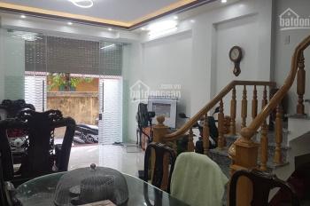 Bán nhà 4 tầng ngõ 215 Lạch Tray, Ngô Quyền, Hải Phòng. 48.5m2, giá 2,3 tỷ