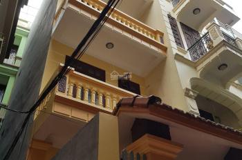 Bán nhà ngõ 190 Hoàng Mai, số 27, ngõ 151/86, ô tô cách 50m, DT 56m2 x 4t. Giá 3.8 tỷ
