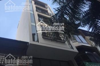 Chính chủ bán nhà phố Hoàng Cầu, 48m2 x 7T thang máy đường 12m chính chủ