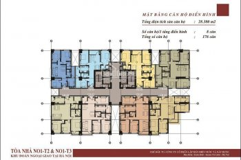Cần cho thuê căn góc 131m2 chung cư N01T3 Ngoại Giao Đoàn, tủ bếp, điều hòa, rèm, LH: 0986329050