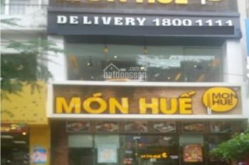 Cửa hàng mặt phố Dịch vọng Hậu, dt 82m  mặt tiền 8m, thông suốt - thuận tiện kinh doanh