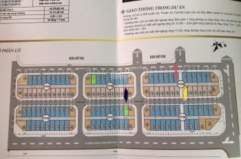 Chính chủ bán shophouse Thuận An central lake giá 42tr/m2. LH 0941.670.869