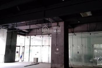 Cho thuê 300 m2 mặt bằng, ba mặt đường, mặt tiền chính: 19m tại đường Nguyễn Chí Thanh, Hà Nội