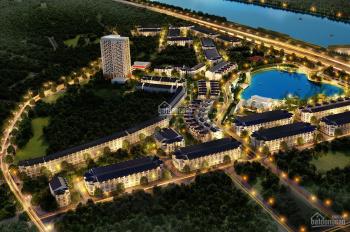 Đất nền vip tại khu đô thị Bách Việt chỉ từ 1 tỷ/lô, sổ đỏ trao tay
