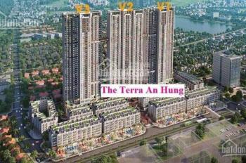 Chung cư cao cấp trung tâm quận Hà Đông: The Terra An Hưng, giá 1,5 tỷ, 2 phòng ngủ