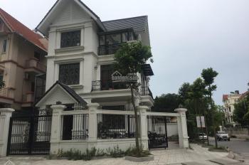 Cho thuê biệt thự tại Trung Văn, Nam Từ Liêm, Hà Nội, Dt 220m2 x 4 tầng, Mt 8m. Giá 45tr/th