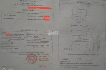 Bán biệt thự đường Cách Mạng Tháng 8 quận Tân Bình. 132m2, giá 23 tỷ. LH: 0981 910 198
