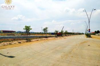 (Giáp ranh TPHCM) Siêu dự án Galaxy Hải Sơn - Tân Đô mặt tiền đường 45m giá 600tr, 09.0404.1781