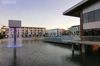 Cần bán gấp căn nhà phố view hồ, GD2, thanh toán 1,4 tỷ là ký HĐMB