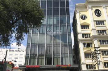 Bán nhà 2MT vip Trần Quang Diệu, P14, Q 3, DT: 10x10m, hầm, 6 lầu. Cho thuê 120tr/th