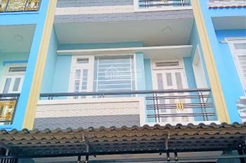 Cần vốn gấp bán nhà 2 lầu 4x12m trong hẻm đường Nguyễn Thị Tú, Bình Tân