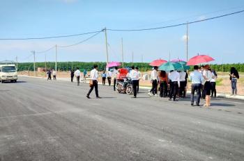 Bán đất KCN Bàu Bàng, Bình Dương giá rẻ. 75m2, thổ cư 100%, giá 620tr, sổ hồng riêng