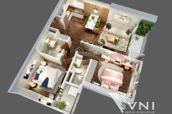 Chỉ với 1,6 tỷ sở hữu ngay căn hộ 2pn mặt đường Tố Hữu, bàn giao full nội thất, lh ngay: 0354522111