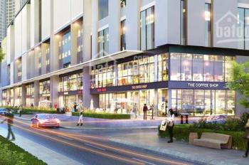 Chính chủ cho thuê sàn shophouse 2 tầng dự án The Emerald, dt 162m2 - 85tr/tháng