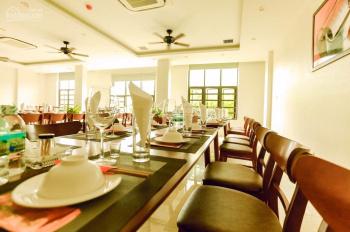 Cho thuê MP Trần Kim Xuyến, kinh nhà hàng, spa, coffe. dt 280m2* Mt 17m* 4 tầng. Giá 120 tr/thg.