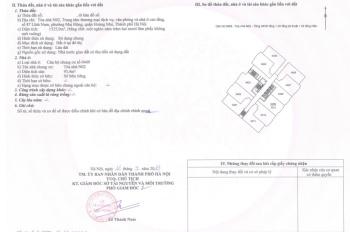 Chính chủ cần bán gấp căn hộ 3pn ban công đông nam tòa N02 87 Lĩnh Nam