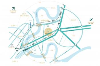 Nhận giữ chỗ căn hộ Laimian City, 1,5 tỷ/căn, 1PN