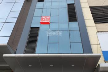Cho thuê nhà mặt phố Vạn Phúc, Hà Đông, Hà Nội. DT 80 m2* 8 tầng, MT 5 m, giá 105 tr/th