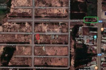 Bán đất nền tại khu Mỹ Phước 4, Bến Cát