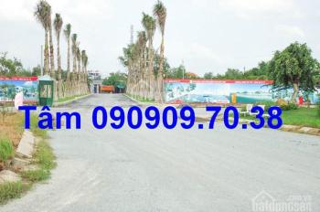Bán đất Thanh Niên Nhà Bè, đường Phạm Hùng, nhà phố 15.5 tr/m2. 090909.70.38
