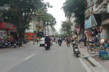 Bán gấp Mặt phố Trần Quang Diệu 35 tỷ, 90mx5T, KD tốt