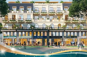 Shophouse biển mặt đường 30m, nền Hà Tiên nhượng hợp đồng sang ngang do đứt tài chính 132 m2, 6*22m