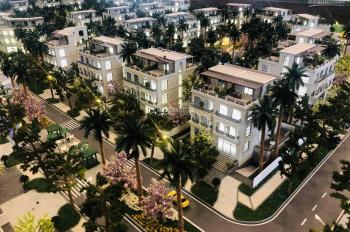 Shop villas sở hữu vĩnh viễn, mặt tiền con đường lễ hội, có hầm, sân thượng, sân vườn riêng