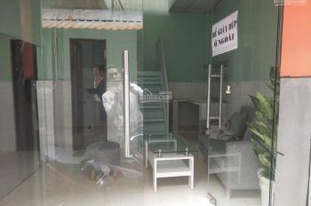 Cho thuê nhà riêng đường Chu Văn An gần chợ Cây Điệp, trường Cán bộ, Bình Thạnh, giá 7 triệu/th