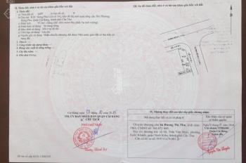 Bán cặp nền góc đường B7 & B19 khu Hưng Phú 1, sổ hồng thổ cư 100%, vị trí đẹp giá bán 8.5 tỷ