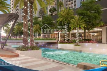 Chỉ 1,8 tỷ sở hữu căn 2 PN - 67m2 - view sông Sài Gòn-Q.7 SG Riverside Hưng Thịnh LH:090.393.6616
