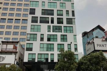 Bán tòa nhà 3B Lý Tự Trọng, quận 1, DT 10mx22m, 1 hầm, 10 tầng, giá 200 tỷ, thu nhập 700 tr/th