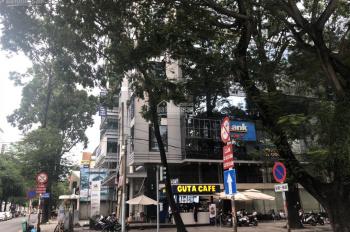 TOÀ nhà 2mat tiền HAI BÀ TRƯNG với NGUYỄN VĂN THỦ Quận 1 -
