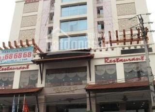 Bán tòa nhà 8 lầu, MT P Nguyễn Thái Bình, 4mx22m, có HĐ thuê 200tr/tháng, LH: 0912.110055 Trọng Huy